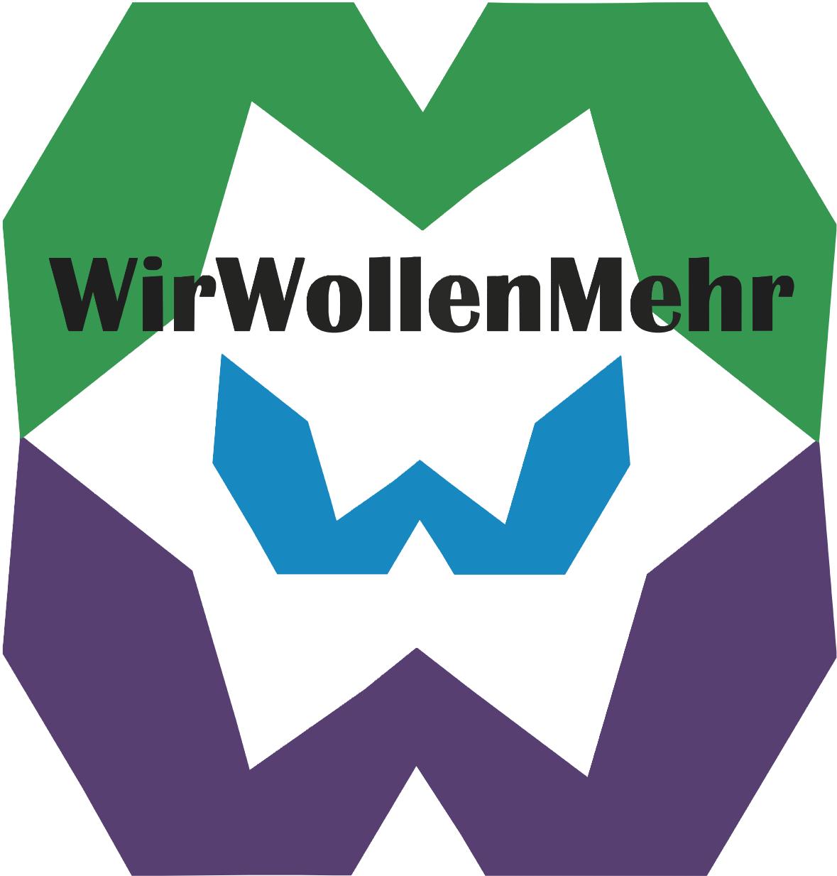 """Logo des Projekts """"WWM – WirWollenMehr"""""""