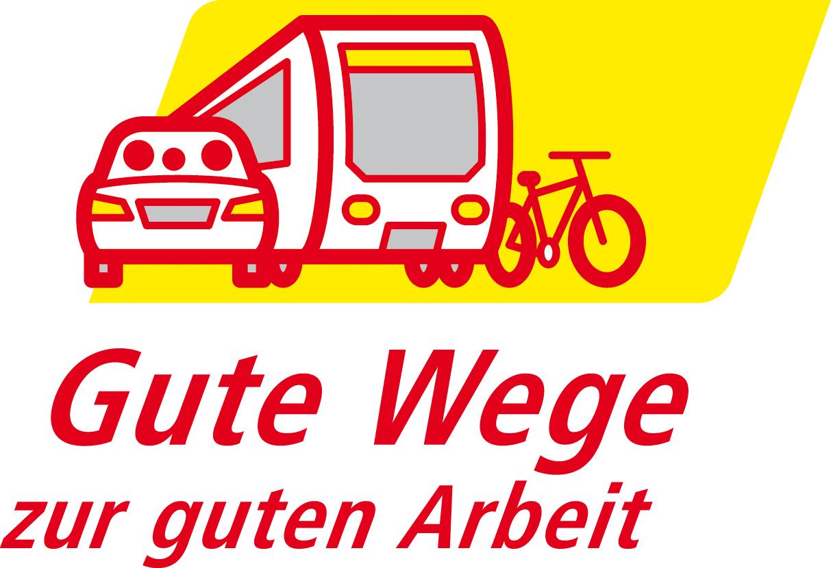 "Logo des Projekts ""Gute Wege"""