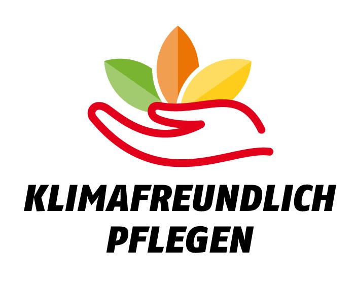 """Logo des Projekts """"klimafreundlich pflegen – überall!"""""""