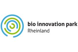 "Logo des Projekts ""Bio Innovation Park Rheinland"""