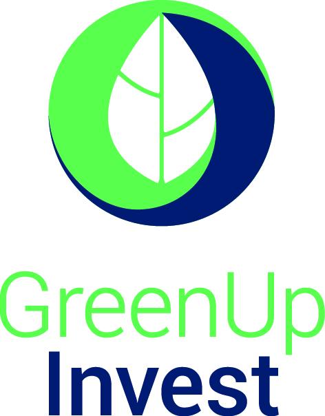 """Logo des Projekts """"GreenUpInvest"""""""