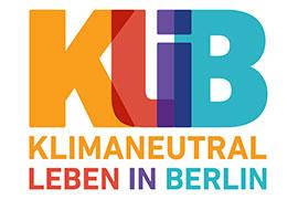 "Logo des Projekts ""Klimaneutral leben in Berlin"""