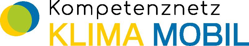 "Logo des Projekts ""Kompetenznetz Klima Mobil"""