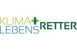 """Logo des Projekts """"Klimaretter-Lebensretter"""""""