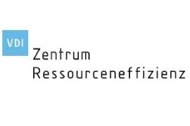"""Logo """"Zentrum Ressourceneffizienz GmbH"""""""