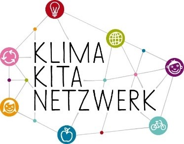"Logo des Projekts ""Klima-Kita-Netzwerk"""
