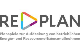 "Logo des Projekts ""RE:PLAN"""