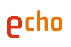 "Logo des Forschungsprojektes ""ECHO"""