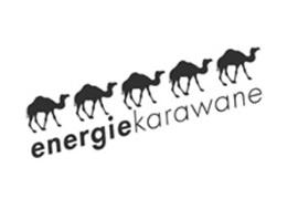 Logo des Projekts Energiekarawane Wohngebäude