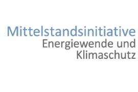Logo der Mittelstandsinitiative Energiewende und Klimaschutz