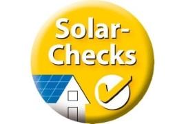 "Logo des Projekts ""Solar-Checks"""